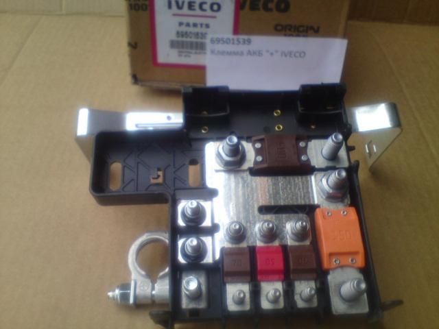 Блок управления двигателем ИВЕКО ДЕЙЛИ  (IVECO DAILY)