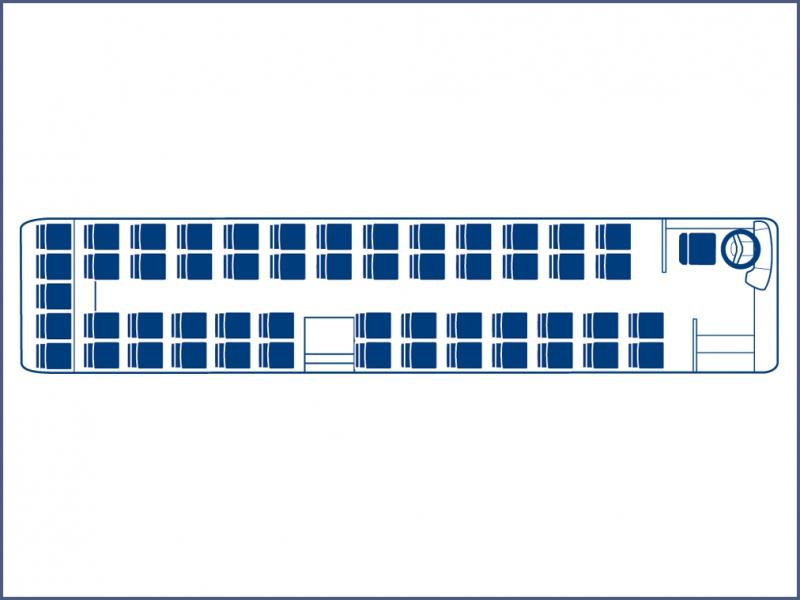 Автобус большого класса «Вояж»
