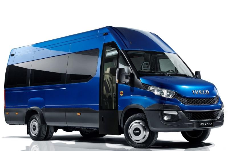 IVECO DAILY для маршрутных перевозок
