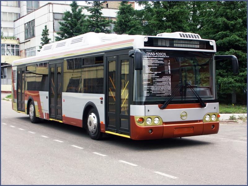 ЛиАЗ-5292 (гибрид)