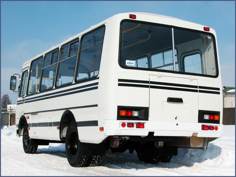 ПАЗ-32053-80 (ритуальный)